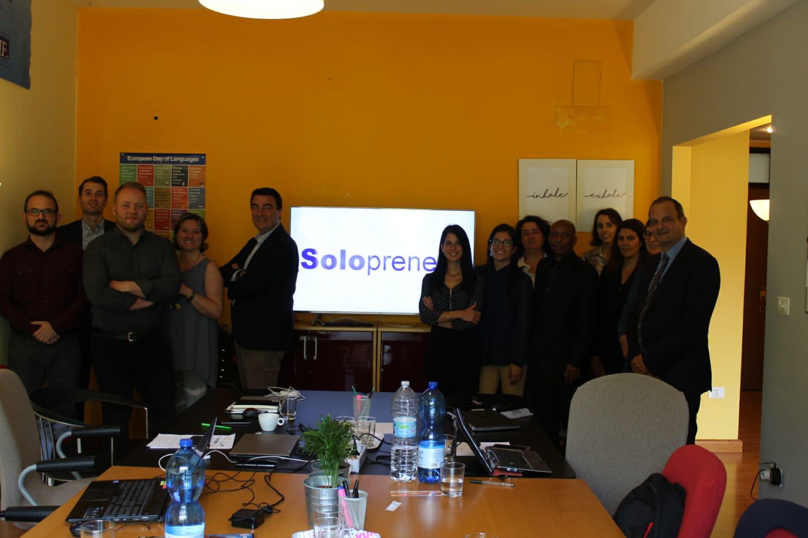 SOLOPRENEUR 2nd meeting IDP